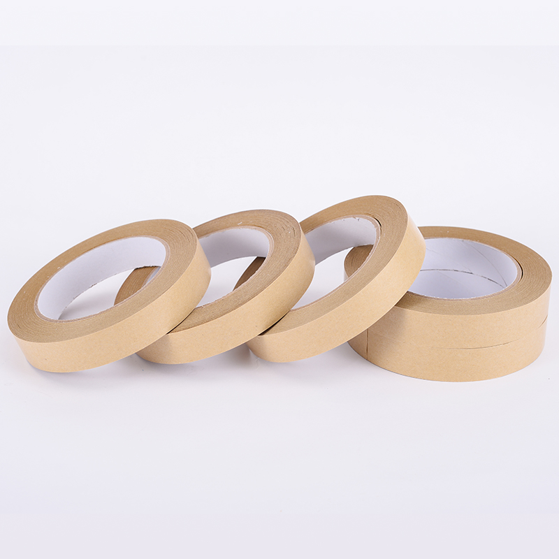 Introduction of kraft paper tape for immune water  2020.7.20