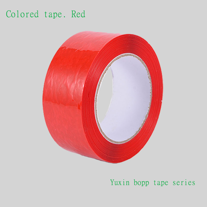 Yuxin bopp tape color series, red