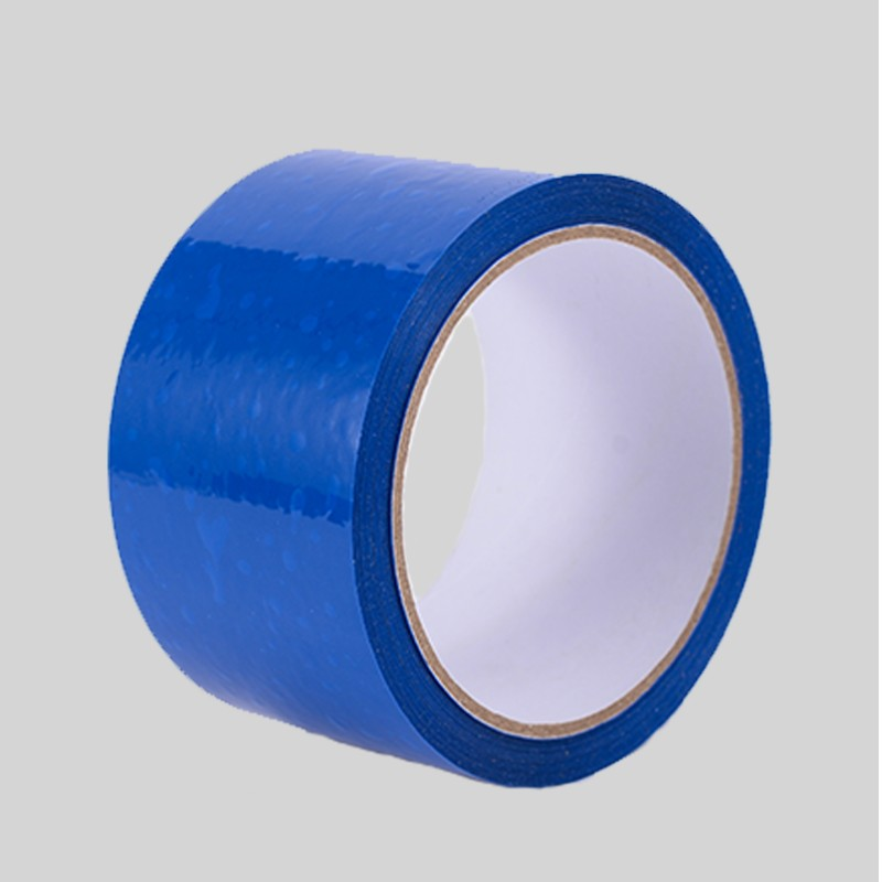 Blue Sealing tape, high adhesion blue sealing tape, blue special sealing tape